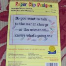FUNNY PAPERCLIP DESIGNS - MUST SEE