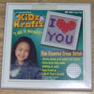 I LOVE YOU COUNTED XSTITCH KIT FOR KIDS-AGES 8 & UP-NEW