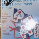 HOME SWEET HOME DECORATIVE WALL HANGING