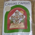 DUCK MAGNETS FROM CANVAS CAPERS - NIP-VERY NICE