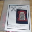 CUTE TELEPHONE DIRECTORY FROM LUVLEE DESIGNS