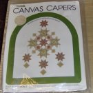 CANVAS CAPERS QUILT BLOCK MOBILE - NIP 1