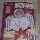 NEEDLECRAFT SHOP ANGEL TOWEL TOPPER PLASTIC CANVAS KIT