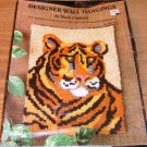 NICOLE CREATIONS TIGER WALL HANGING KIT - VERY PRETTY