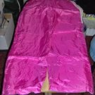 PINK WINDPANTS, REALLY NICE, SPARKLY - TAKE A LOOK
