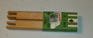 Stretcher Bars From Fred Mayer - New in Package - 6""