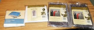 Mainstay Shoulder Bags and Dress Bag, New In Package