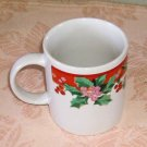 Holly Mistletoe Coffee Mug-Hot Drinks for the Season