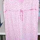 Ashley Taylor Pink Floral Gown, Net Inlay At Neck,Satin Trim,Sleeveless,Pretty