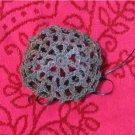 Pattern  Small Crochet Bun Hair Cover/Snood