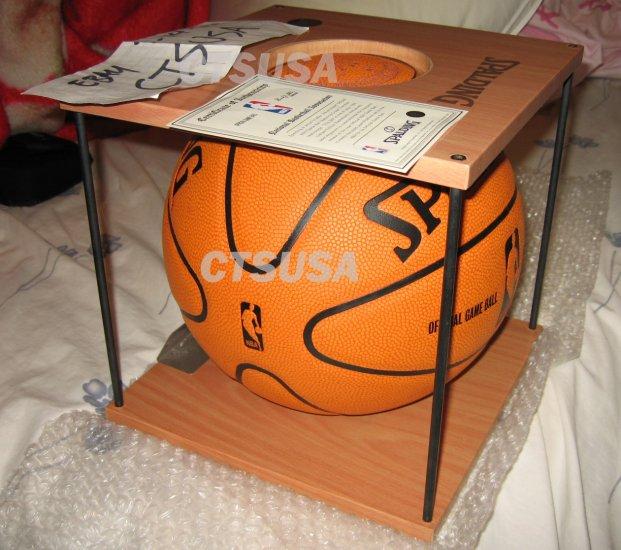 RARE Limited Edition NBA Spalding Basketball 06-07 #174