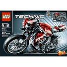 LEGO Technic MotorBike (8051)
