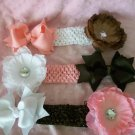 Neopolitan Hair Bow Gift Set---Great Value---