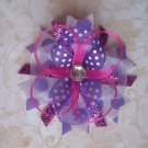 Large FUNKY BOUTIQUE Hair Bow