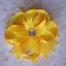 Yellow Funky Boutique Bow