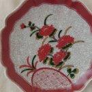 Hong Horizons Hand-Painted Decorative Plate