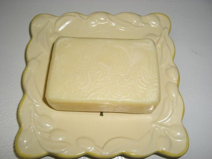 White Tea and Ginger Handmade Bath and Body Soap