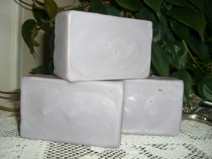 Lavender Scented Handmade Soap