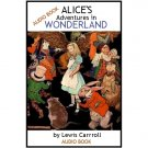 Alice's Adventures in Wonderland - AUDIO BOOK