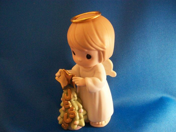 Precious Moments Christmas Figurine