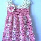 Dressy Emily Crochet Dress Pattern 2-4 yrs Original Design