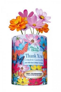 Gifts That Bloom thank You Garden Kit