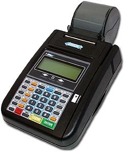 Hypercom T7P POS credit card Terminal machine