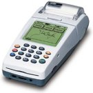 Nurit Wireless 8000 GPRS  credit card terminal machine