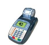 Hypercom T 4100 Credit Card Machine Terminal