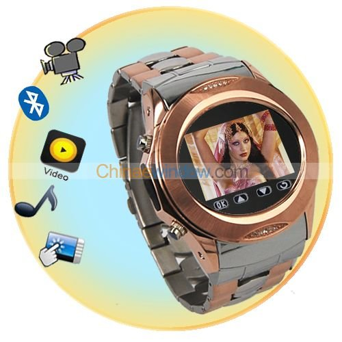 1.5 Inch Great Media Watch Cell phone  W950