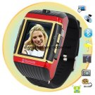 Water Proof 1.3 Inch Touch Screen Quad Band Watch Phone  W08
