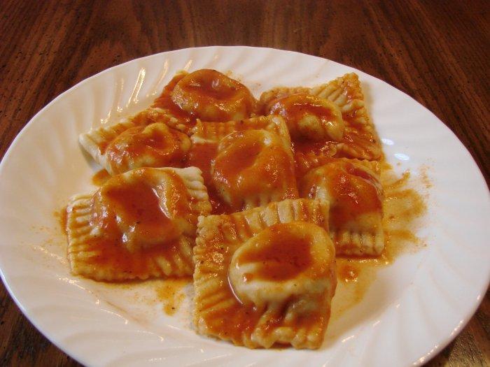 Italian Cheese and Raisin Ravioli Recipe Delicious