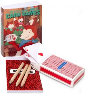 Little Giant Book & Kit: Card Games