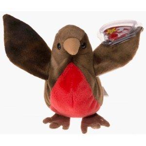 Ty Beanie Babies - Early the Robin