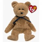 Ty Beanie Babies - Fuzz the Bear