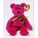 Ty Beanie Babies - Millennium Bear Retired