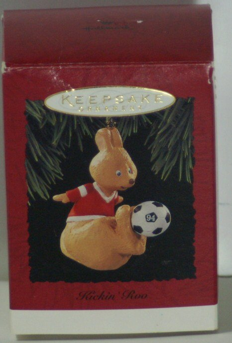 Hallmark Keepsake Ornament Kickin' Roo