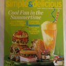 Simple And Delicious Magazine June/July 2012