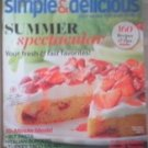 Taste Of Home Simple And Delicious Magazine June/July 2013
