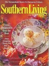 Southern Living Magazine August 1991