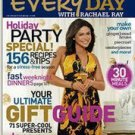 Everyday with Rachael Ray Magazine December/January 2008