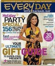 Everyday with Rachael Ray Magazine December/January 2008
