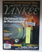 Yankee New England's Magazine November December 2012