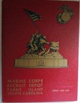 Marine Corps Recruit Depot Parris Island South Carolina Series 1120-1123