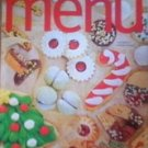 Wegmans Menu Magazine Holiday 2012 USED