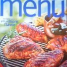 Wegmans Menu Magazine Summer 2011