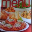 Wegmans Menu Magazine Fall 2012