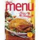 Wegmans Menu Magazine Holiday 2010
