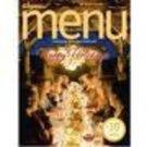 Wegmans Menu Magazine Holiday 2008