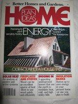 Better Homes and Gardens Home Plan Ideas Summer 1980